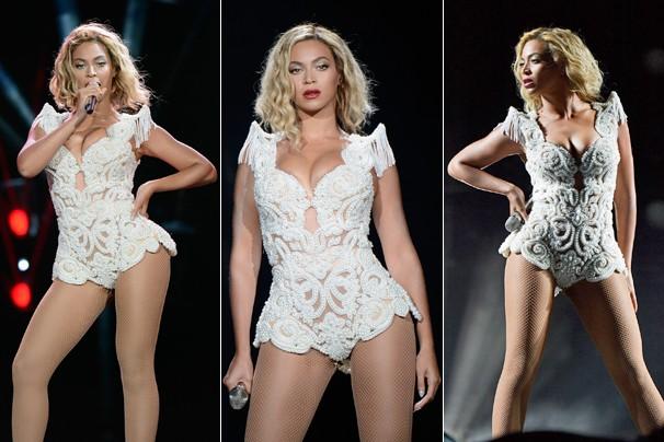 Beyoncé é a principal atração da primeira noite do festival Rock in Rio, que você vê na Globo nesta sexta, dia 13 (Foto: Divulgação)
