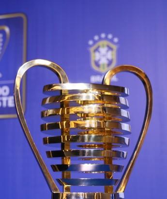 Taça da Copa do Nordeste  (Foto: Kin Saito/CBF)