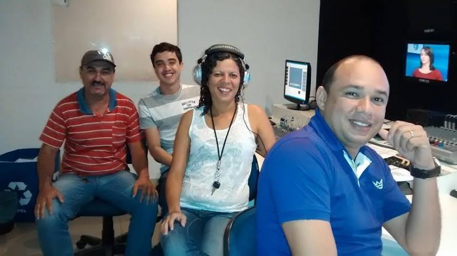 Marlene é Diretora de TV da TV Grande Rio (Foto: Arquivo Pessoal)