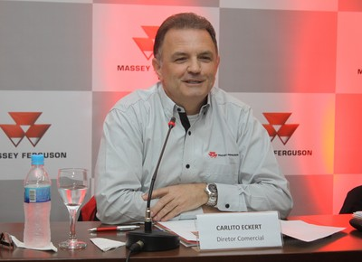 carlito_eckert_diretor_nacional_vendas_massey_ferguson (Foto: Divulgação/Massey)