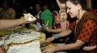Shows, frevo e fogos marcam virada em PE (Adriana Noya/G1)