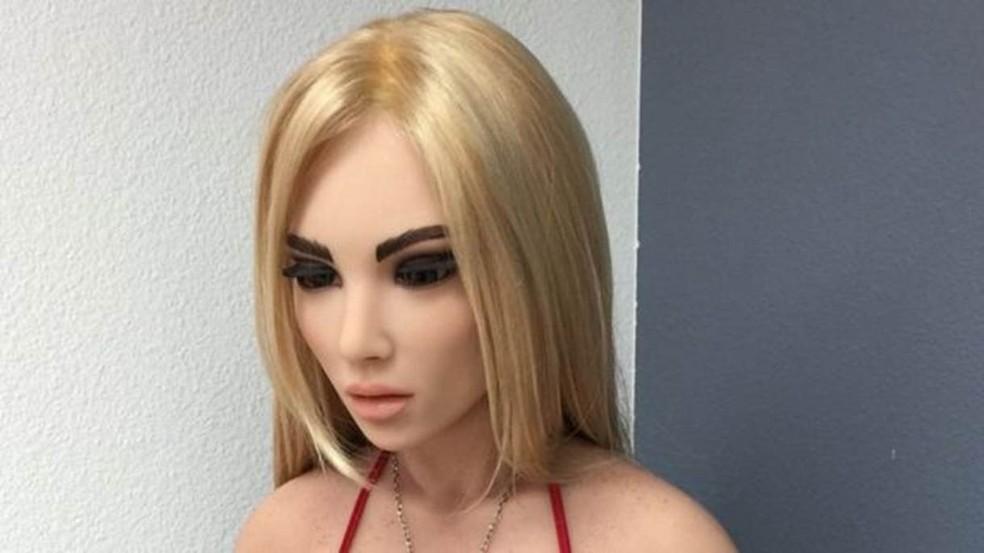 A 'Real Doll' é uma das bonecas mais parecidas com seres humanos (Foto: BBC Mundo)