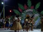Cerca de 10 mil assistem ao 1º dia de desfile de escolas em Campo Grande