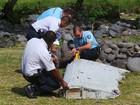 Parentes rejeitam conclusão da Malásia sobre voo MH370
