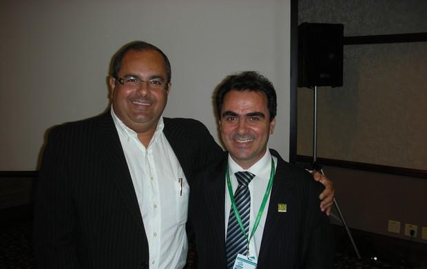 Gilvan Costa assume cargo de vice-presidente da Confederação Brasileira de Ciclismo (Foto: Divulgação)