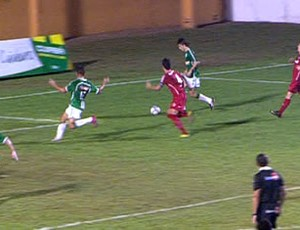 Luverdense vence o Internacional na Copa Pantanal (Foto: Reprodução/TVCA)
