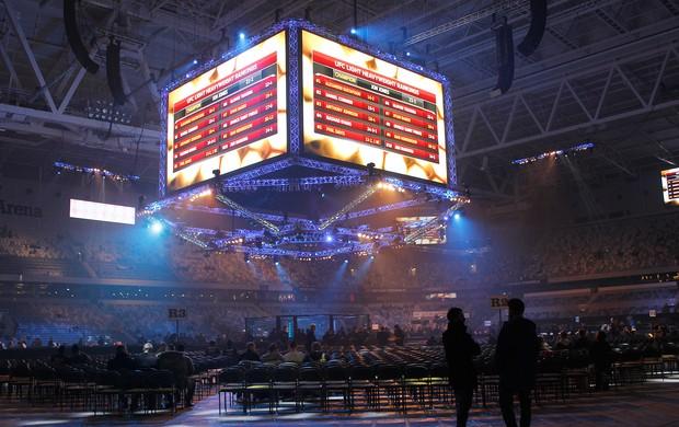 ACOMPANHE EM TEMPO REAL AS LUTAS DO UFC SUÉCIA, DIRETO DE ESTOCOLMO (Adriano Albuquerque)
