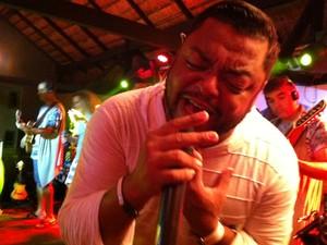 Dan Miranda deixa a banda Filhos de Jorge e lança novo projeto (Foto: Lyderwan Santos / TV Sergipe)