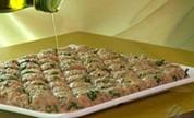 Confira como fazer um quibe cru paraense com jambu e tucupi (Reprodução/TV Liberal)