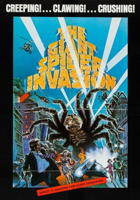 Cartaz do filme The Giant Spider Invasion (Foto: Divulgação)
