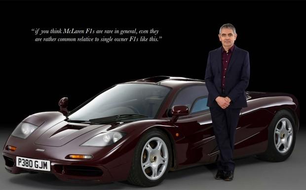 Ator De Mr Bean Vende Seu Mclaren F1 Por R 38 Milh 245 Es