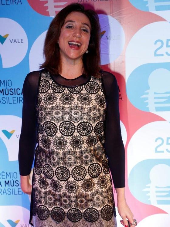 Prêmio da Música Brasileira - Marisa Orth (Foto: AG.News)