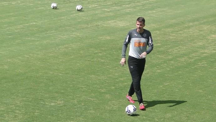 Victor, goleiro do Atlético-MG (Foto: Gabriel Duarte)