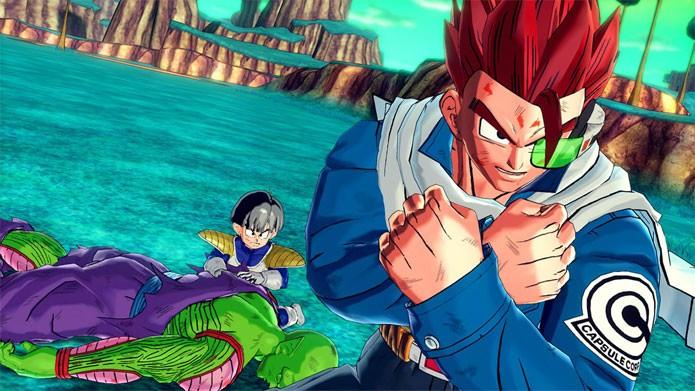 Dragon Ball Xenoverse (Foto: Divulgação)