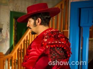 Zelão diz que só se casa com Juliana (Foto: Meu Pedacinho de Chão/TV Globo)