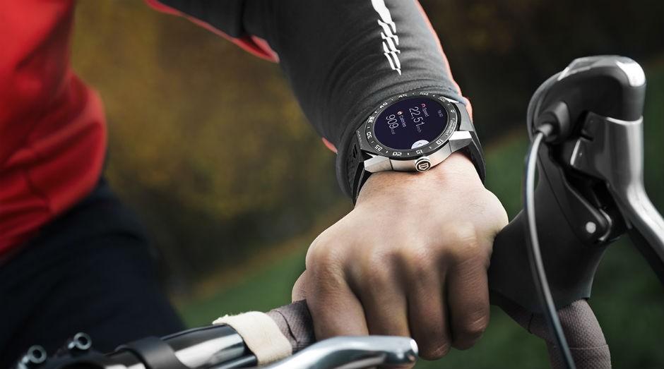 TAG Heuer Smartwatch: tentativa de ganhar público mais jovem (Foto: Divulgação/TAG Heuer)