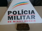 Tablete de maconha é encontrado dentro do presídio de Nova Serrana