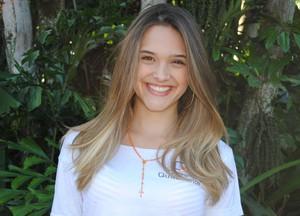 Juliana Paiva comenta falta de diálogo entre filhos e pais (Foto: Malhação / Tv Globo)