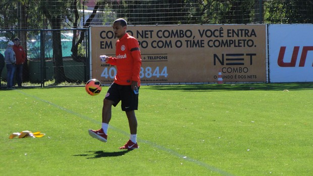 alan patrick inter treino (Foto: Tomás Hammes/Globoesporte.com)