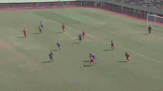 """""""Faltou pôr a bola mais no chão"""", lamenta atacante do Atlético-AC Sub-20"""