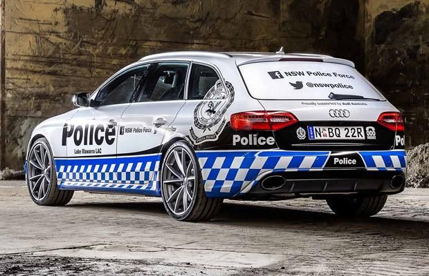 Esquema de pintura foi escolhido pelos fãs da Audi em rede social (Foto: Divulgação)