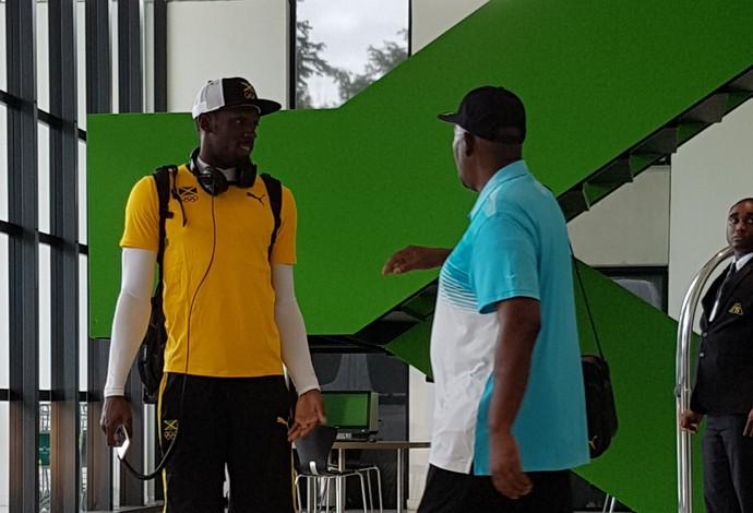 Usain Bolt está no Rio para tentar o tricampeonato olímpico