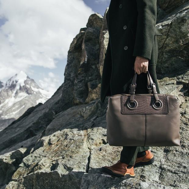 Você precisa começar a usar bolsas além de mochilas (Foto: Reprodução/Instagram)