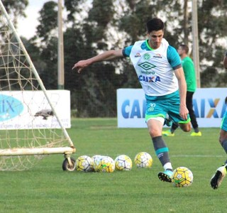 Filipe Machado (Foto: Cleberson Silva/Chapecoense)