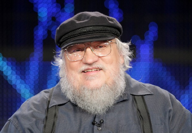 O autor George R. R. Martin (Foto: Frederick M. Brown/Getty Images)