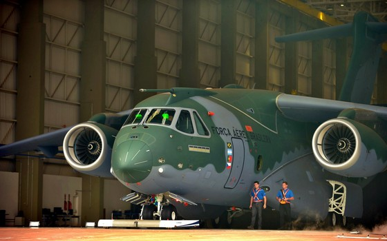 KC-390 (Foto: Creative Commons)
