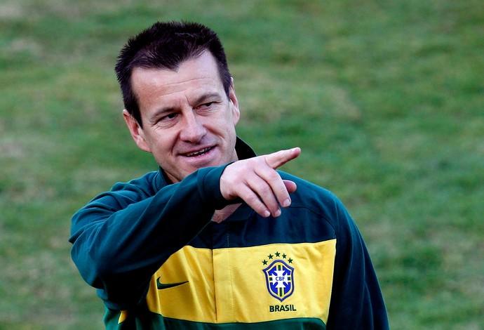 Dunga novo treinador do Brasil (Foto: Agência AP)