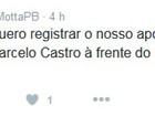 Candidato a líder do PMDB sai em defesa do ministro da Saúde