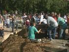 Enterrados corpos de 4 da mesma família vítimas de acidente em Leme