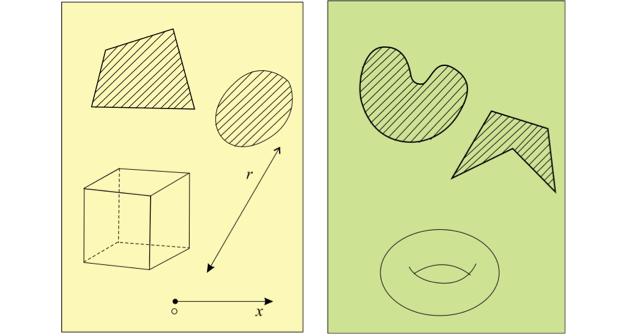 Dois planos (Foto: Colégio Qi/Reprodução)