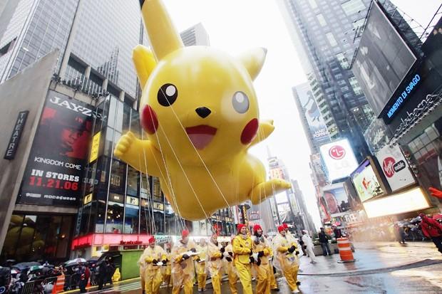 Tudo o que você precisa saber sobre o Pokemon Go