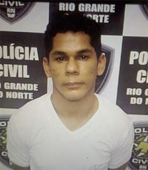 Isaac Mendonça de Lucena, de 30 anos (Foto: Divulgação/Polícia Civil)