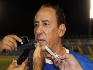 Nedo Xavier, técnico do ASA (Foto: Foto: site oficial do ASA)