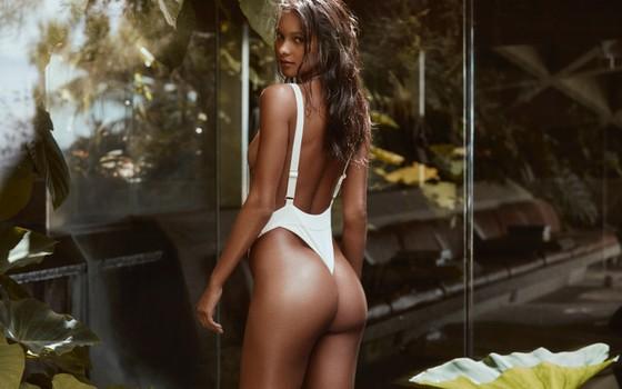 A top piauiense é considerada uma das mulheres mais sexy do mundo (Foto: Zoey Grossman)