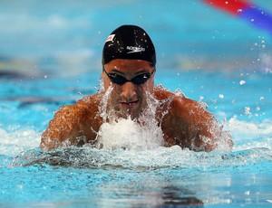 felipe lima natação Istambul (Foto: Satiro Sodré/Agif)