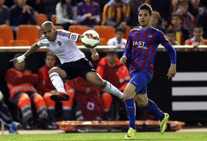 Feghouli Valencia (Foto: EFE)