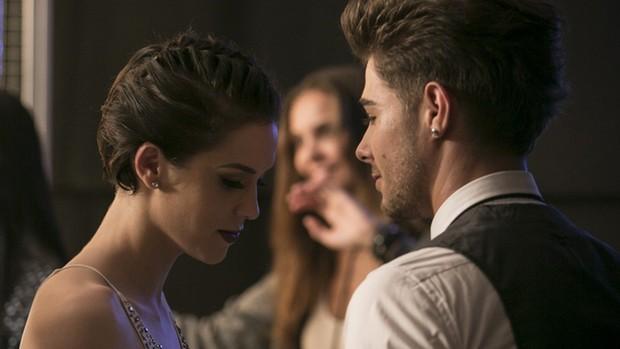 Rock Story: Vitti celebra parceria com Sophia (TV Globo)
