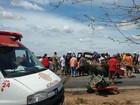 Seis pessoas morrem em acidente de carro na BR-427 no RN