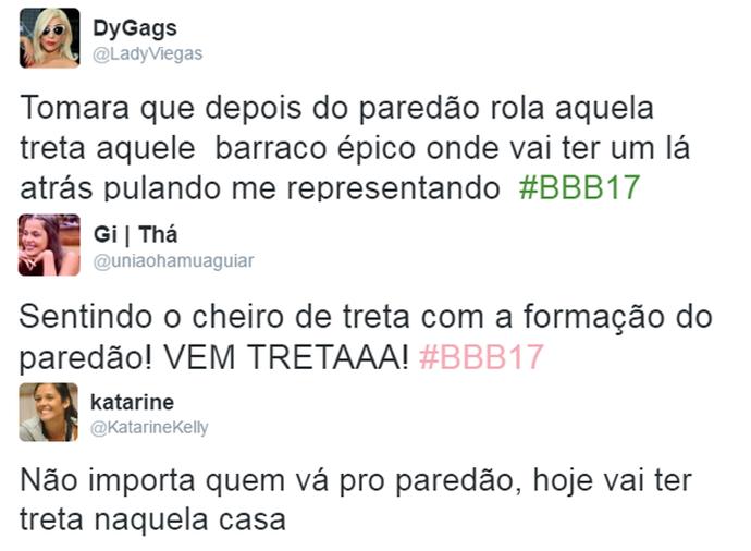 BBB17_TweetsTreta (Foto: Reprodução)