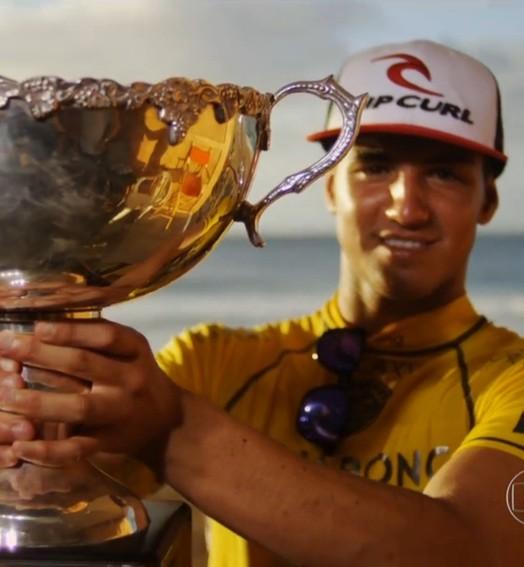 A conquista (Reprodução TV Globo)