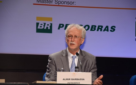 Almir Guilherme Barbassa (Foto: Agência Petrobras)
