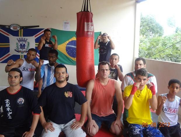 Os lutadores valadarenses foram avaliados no último domingo (9). (Foto: Renata Duarte)