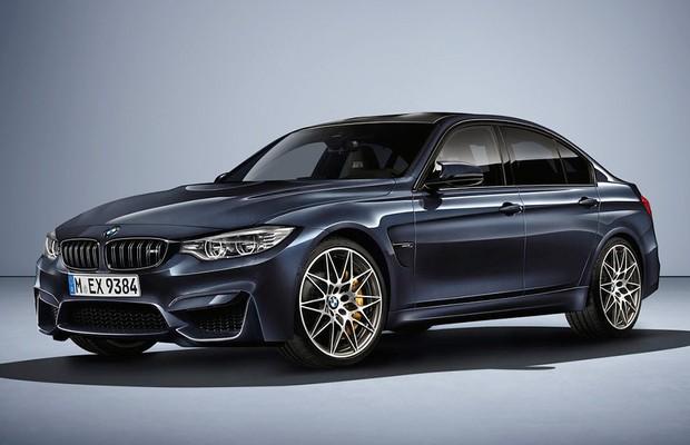 BMW M3 edição especial de 30 anos (Foto: BMW)