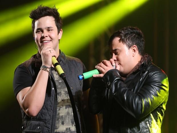 Dupla Matheus e Kauan, que se apresenta nesta sexta no Villa Mix (Foto: Pedro Ceciliano/Divulgação)