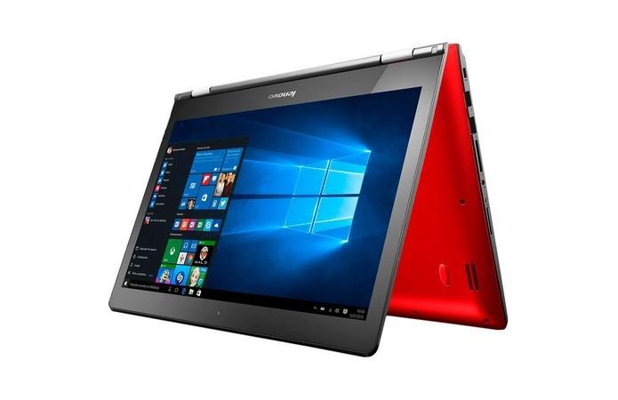 Notebook 2 em 1 Lenovo Yoga 500 (Foto: Divulgação/Lenovo)