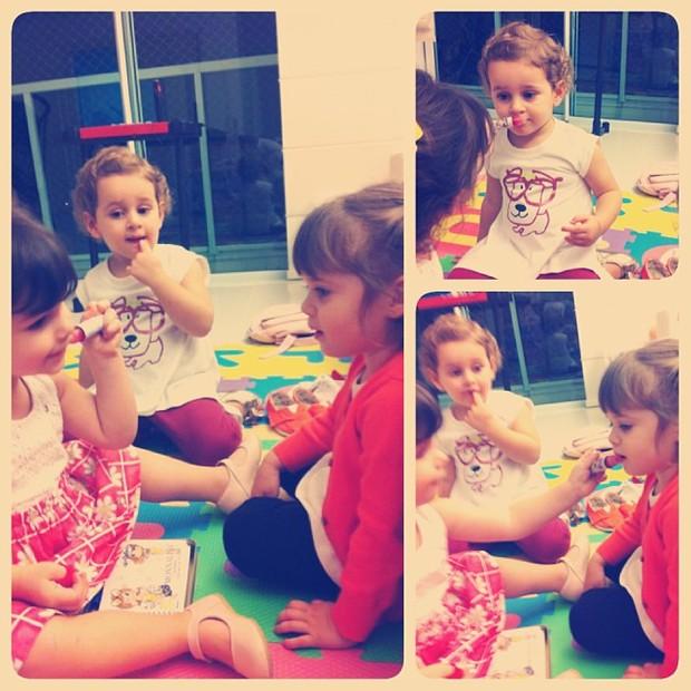 Malu, filha de Fernanda Pontes (Foto: Instagram/Reprodução)